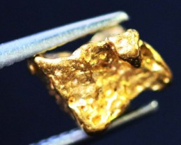 0. 44 Grams  AUSTRALIAN  Gold  Nugget LGN 1307