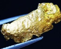 0. 91 Grams  AUSTRALIAN  Gold  Nugget LGN 1315