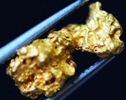 0. 72 Grams  AUSTRALIAN  Gold  Nugget LGN1316
