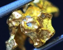 0.48 Grams  AUSTRALIAN  Gold  Nugget LGN1319