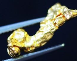 0. 54 Grams  AUSTRALIAN  Gold  Nugget LGN 1321