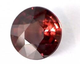1.70ct Glittering Lovely Red Rhodolite Garnet, VVS NA37