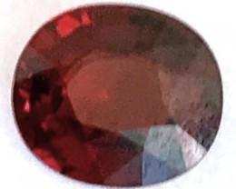 1.95ct Luminous Lovely Red Rhodolite Garnet, VVS NA39