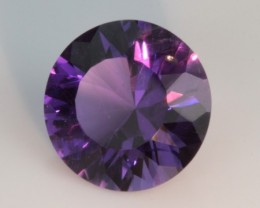 2.765 CT AMETHYST - MASTER CUT!  URUGUAY! CALIBRATED!
