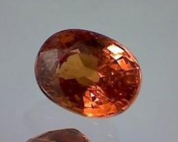.75ct Sparkling Fanta Orange Spessartite Garnet, NA46