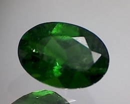 .80ct Brilliant Rich Green Chrome Diopisde  VVS NA48