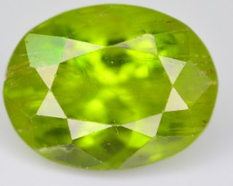 7.20 Ct  Natural Lovely Stunning  Green Peridot Gemstone