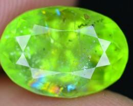 5.45 Ct  Natural  Gemstone Green Peridot