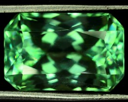 12.815 ct Gorgeous Green Himalayan Hiddenite  ~