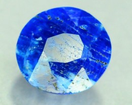 Rare 1.320 ct Natural Electric Blue Hauyne L.7 Collector's Gem