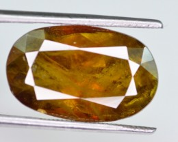 Natural 10.05 Ct Sparkle Titanite Sphene World Class Luster