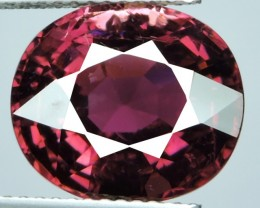 6.80 CTS DAZZLING NATURAL PINK TOURMALINE MOZAMBIQUE NR