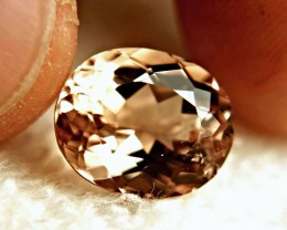 6.65 Carat VS Superb Brazil Morganite