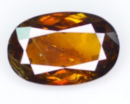 RARE 3.10 ct TOP FIRE EARTHMINED UNTREATED SPHENE