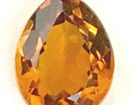 1.65ct Lovely Deep Orange Speassarite Garnet - VVS A258