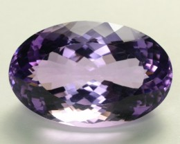 NATURAL 24.45 CT Top Quality Amethyst ~ Afghanistan