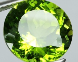 Private auction 11.25 CTS LUXURY! RICH GREEN PERIDOT ROUND CUT PAKISTAN 2 P