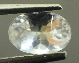 0.90 ct Natural Rare Pollucite Collector's Gem