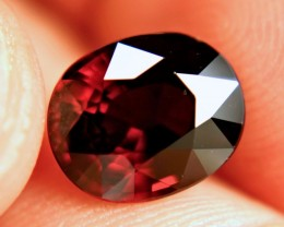 6.43 Carat VS Rhodolite Garnet - Beautiful