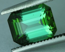 2.28 CTS CERTIFIED CHROME TOURMALINE-WELL CUT HIGH LUSTER. [TRM7]SH