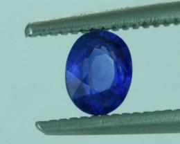 0.55 CTS  BLUE CEYLON SAPPHIRE [STS314]