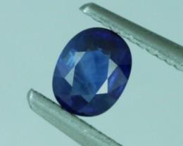 0.54 CTS  BLUE CEYLON SAPPHIRE [STS315]