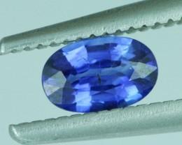 0.41 CTS  BLUE CEYLON SAPPHIRE [STS324]