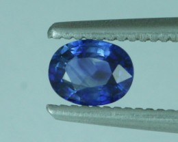 0.43 CTS  BLUE CEYLON SAPPHIRE [STS316]