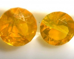 1.50 CTS CITIRINE FACETED PARCEL (2PCS)  NATURAL RNG-230