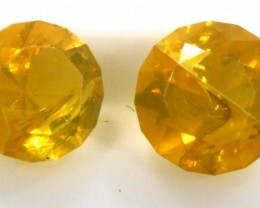 1.15 CTS CITIRINE FACETED  NATURAL RNG-231