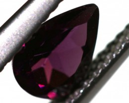 GARNET NATURAL FACETED 0.75 CTS LG-1280
