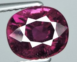 2.70 CTS GORGEOUS RARE NATURAL RUBELITE TOURMALINE NR