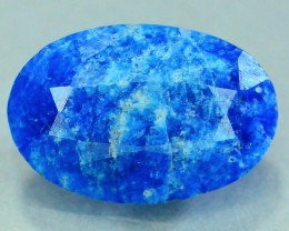 Rare 1.630 ct Natural Electric Blue Hauyne L.9 Collector's Gem