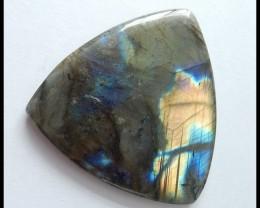 111ct Natural Labradorite Gemstone Cabochon