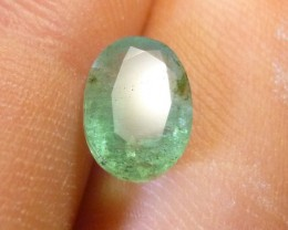 1.70cts Zambian Emerald , 100% Natural Gemstone