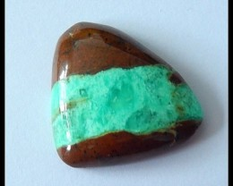 29 Ct Natural Chrysoprase Gemstone Cabochon