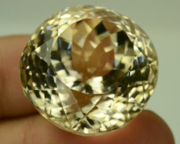 74 ct YELLOW UNTREATED AFGHANISTAN TRIPHANE