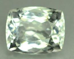 Rare 3.890 ct Natural Kunar Pollucite Collector's Gem L.1