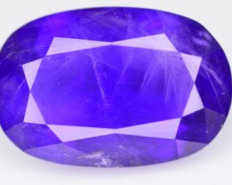 4.75 Cts Natural Unheated Purple  Amethyst~Afghanistan