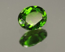 0.34 CT CHROME DIOPSIDE - VS - GREAT LUSTER!