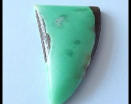 27ct Natural Chrysoprase Gemstone Cabochon