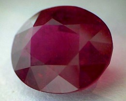 4.10ct Lovely Red Tourmaline MH1632