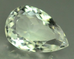 Rare 3.420 ct Natural Kunar Pollucite Collector's Gem L.1