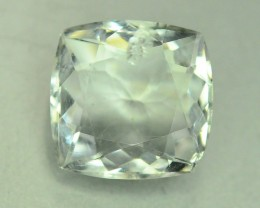 Rare 3.785 ct Natural Kunar Pollucite Collector's Gem L.1
