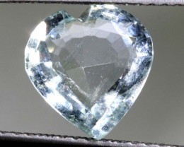 1.70 CTS AQUAMARINE NATURAL FACETED TBG-2324