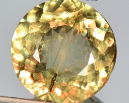 COLOR CHANGE DIASPORE Natural 3.19 Cts Round Cut Turkey NR