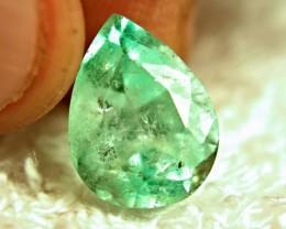 6.82 Carat Columbian Emerald - Gorgeous