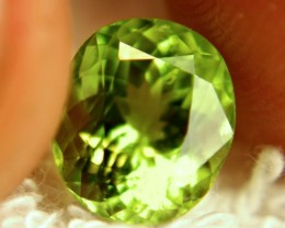 4.01 Carat VS Himalayan Peridot - Superb