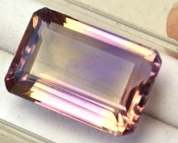 21.65 Carat Very Nice Octagon Cut Ametrine