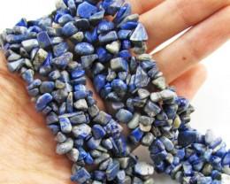 750 Cts Beautiful sodalite necklace MJA 1072